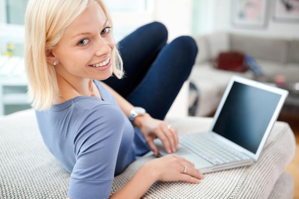 Заработать девушке интернете