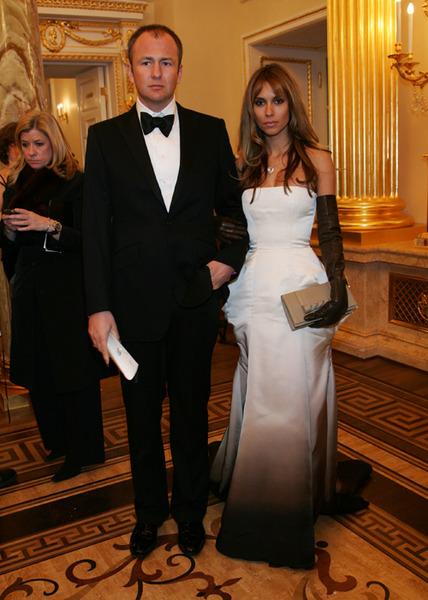Российский предприниматель Мельниченко удивил всех своей роскошной свадьбой в 2005 году