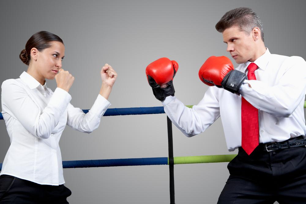 Относитесь к своему шефу не как к женщине или мужчине, а непосредственно как к руководителю