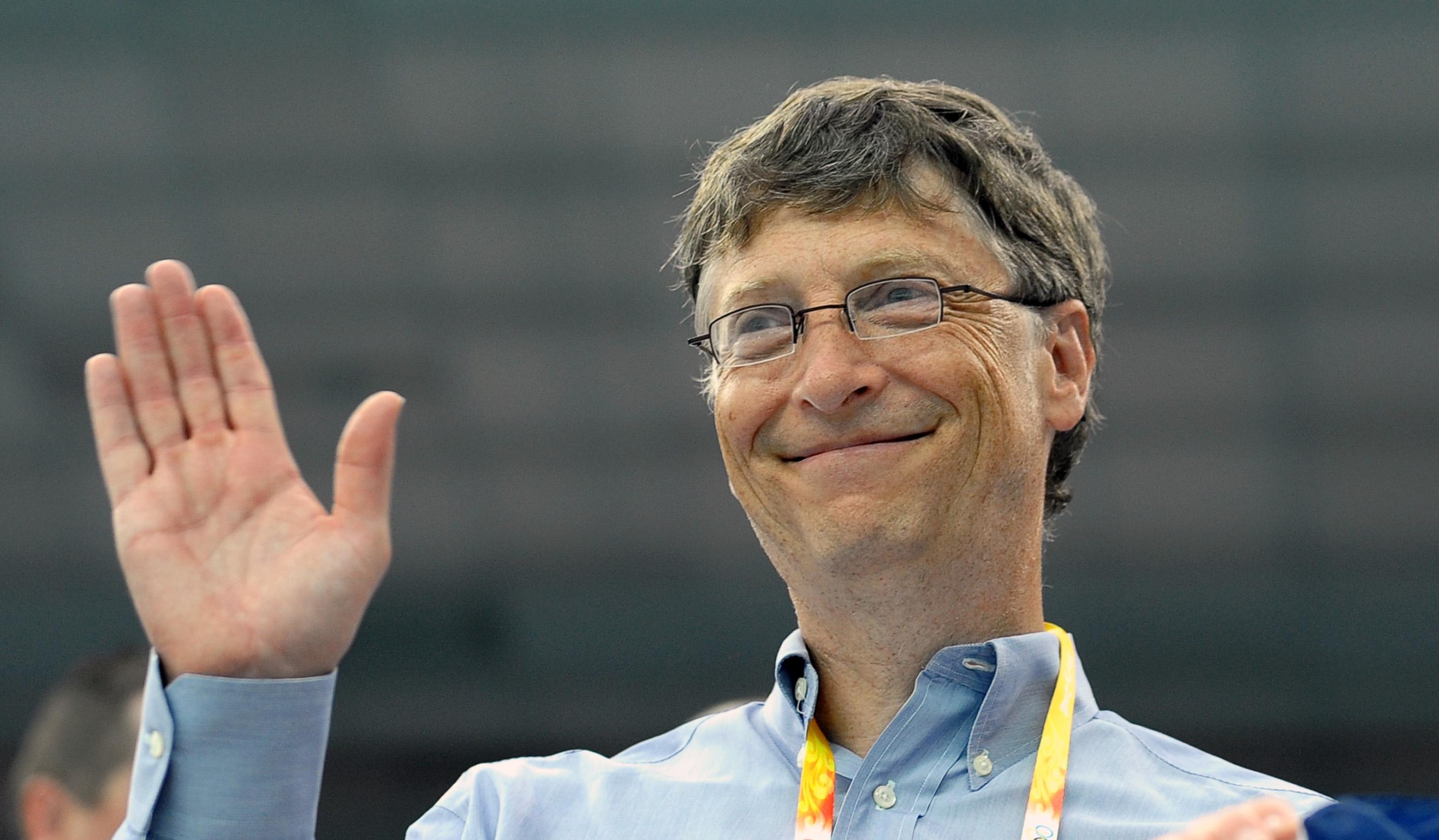 Билл Гейтс, США