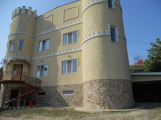 Замок в Вапнярке