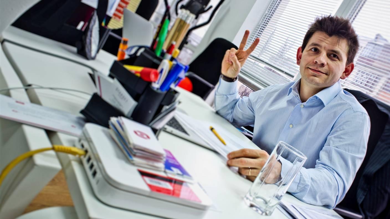 Владимир Дегтярев рассказывает о книге, которая должна быть на столе каждого руководителя