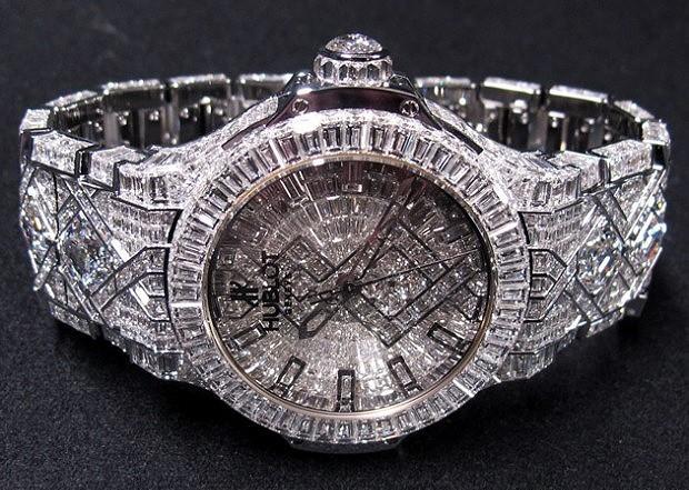 Дорогие часы - пунктик многих богатых украинцев, особенно политиков и бизнесменов