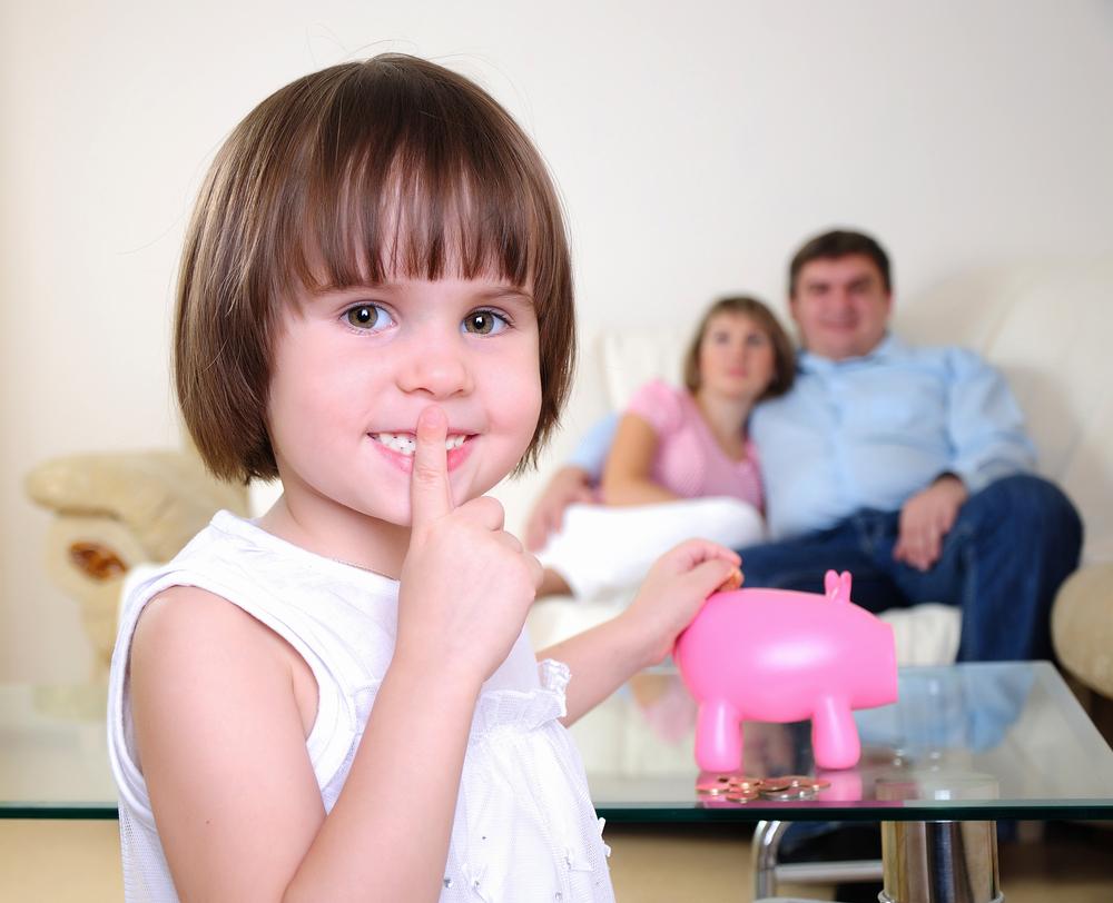 Ребенок должен учиться самостоятельно планировать свои расходы