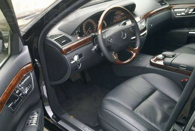Подержанный Mercedes-Benz S-класса