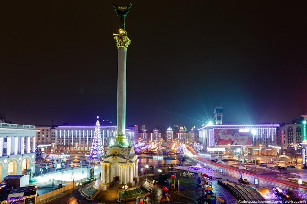 Знакомства На Новый Год Киев