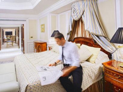 Самые дорогие президентские апартаменты - в InterContinental