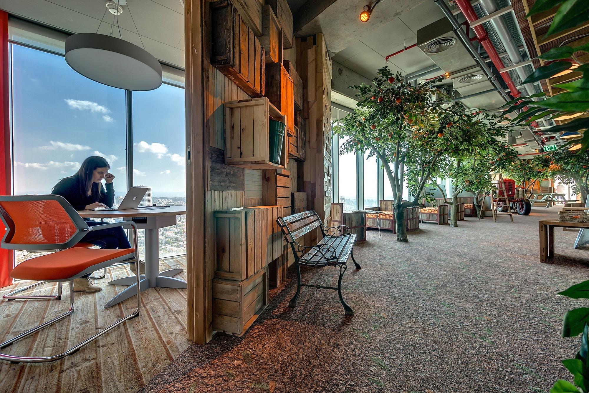 Офис Google в Тель-Авиве, Израиль