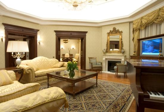 Президентские апартаменты в Premier Palace