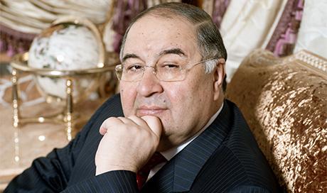Алишер Усманов - богатейший человек в России