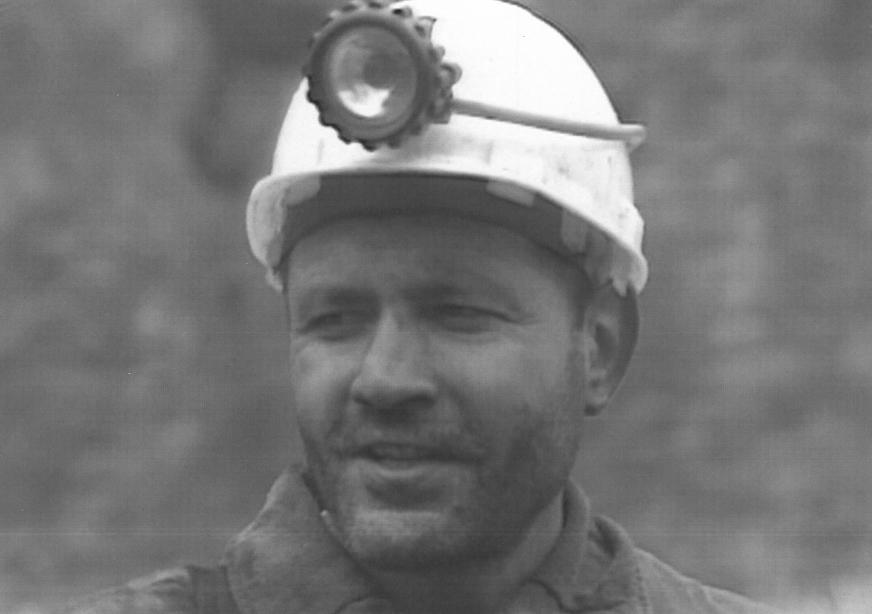 Евгений Щербань начинал трудовой путь на шахте