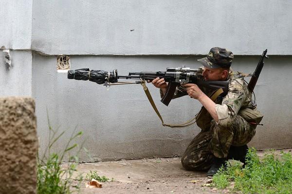 На Донбассе фиксируют много российского оружия