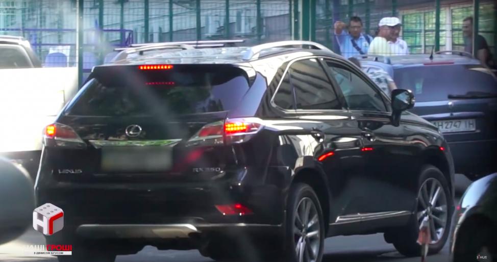Lexus 350, владелец - Светлана Грабец