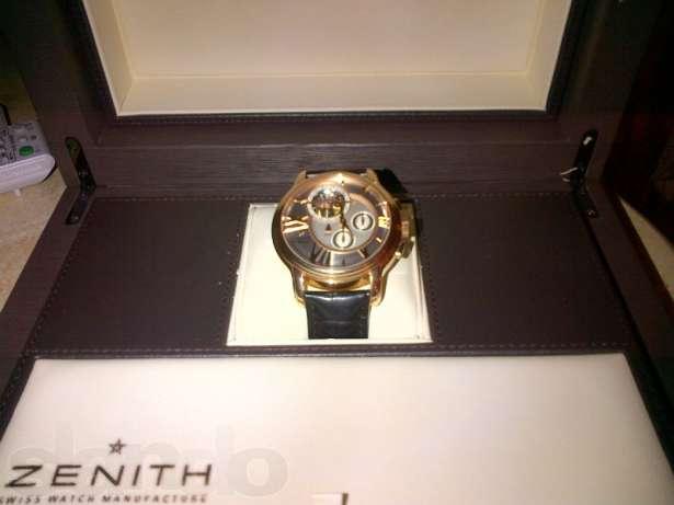 Часы Zenith из ограниченной серии