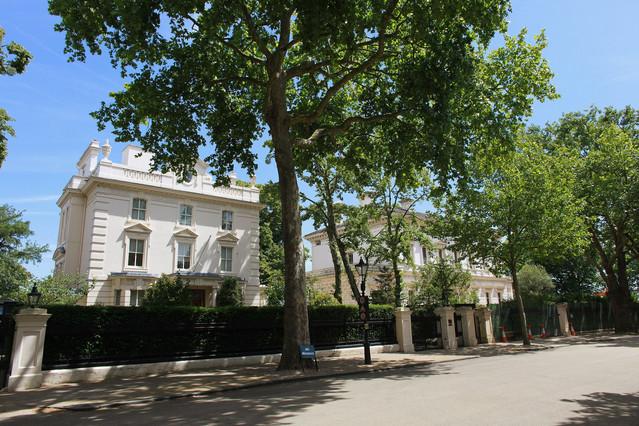 Самый дорогой дом европы выставлен на
