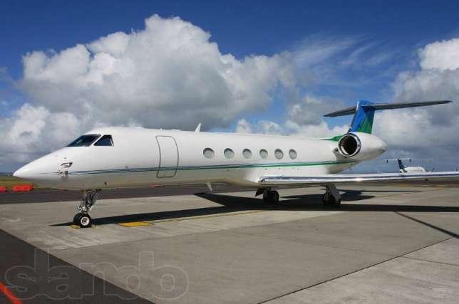 Самый дорогой лот января - самолет Gulfstream V (30 млн. долларов)