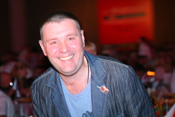 Бывший совладелец крупнейшей украинской сети ресторанов Козырная карта Андрей Задорожный