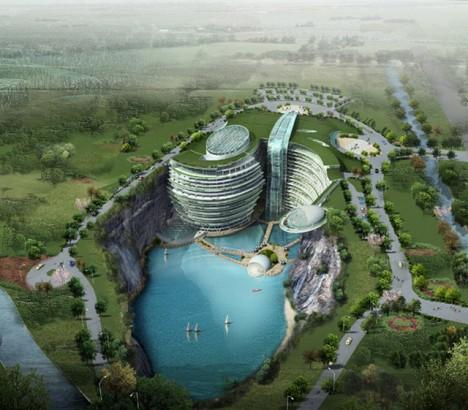 Так отель будет выглядеть в 2015 году