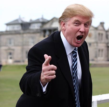 Такого нарцисса, как Трамп, нужно еще поискать