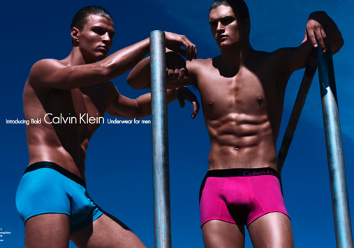 Мужское нижнее белье от Calvin Klein