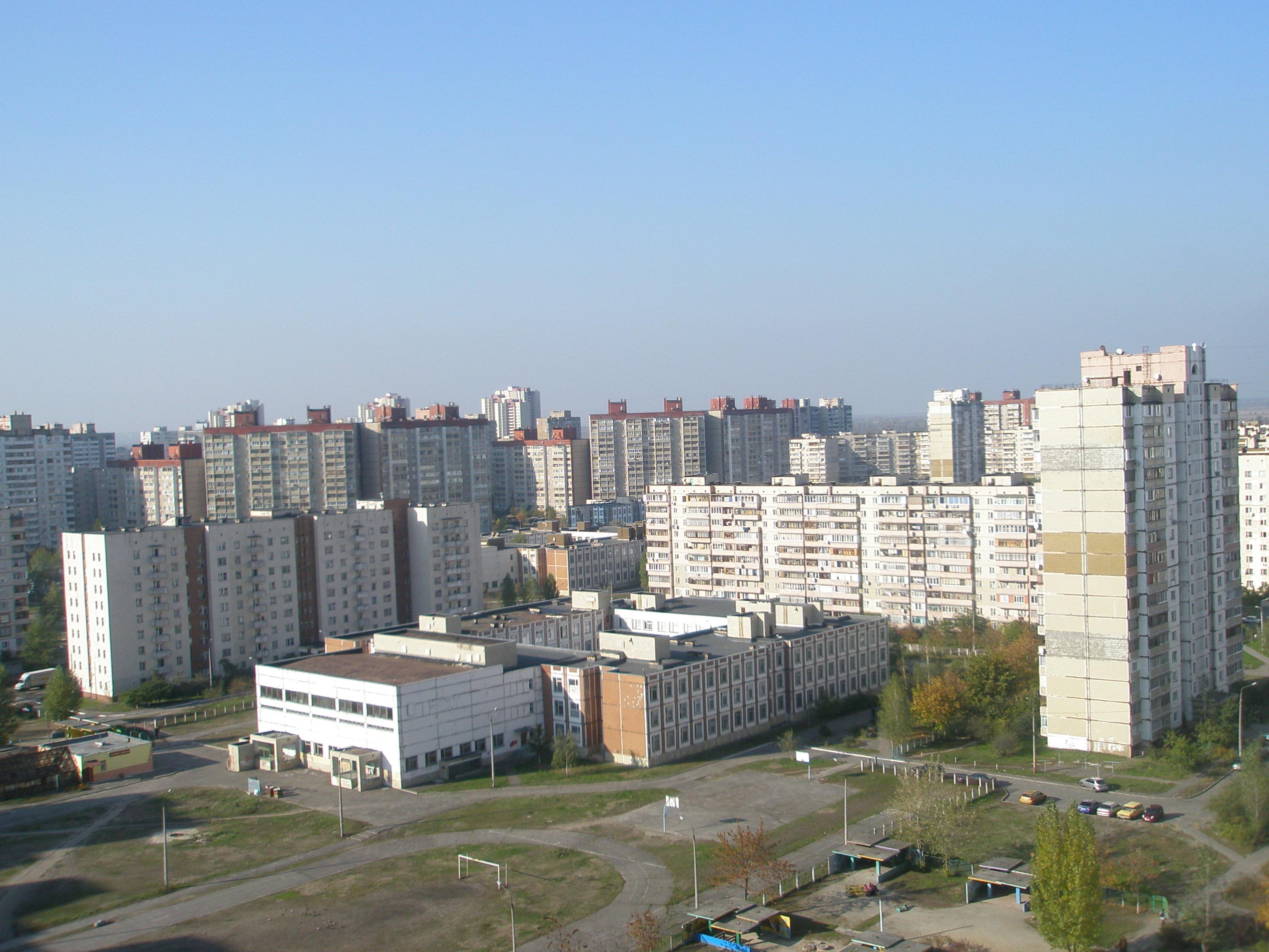 Русская Троещина: Москва построит нам метро