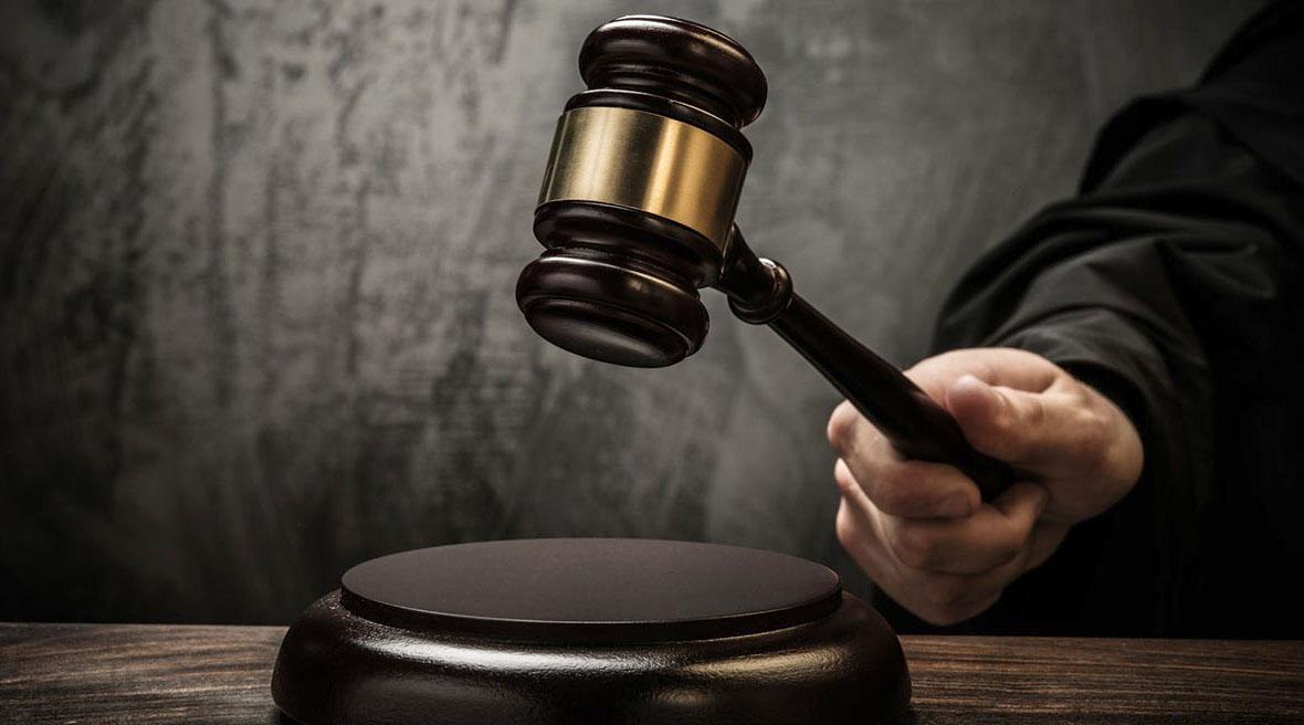 Суд отправил грабителя за решетку