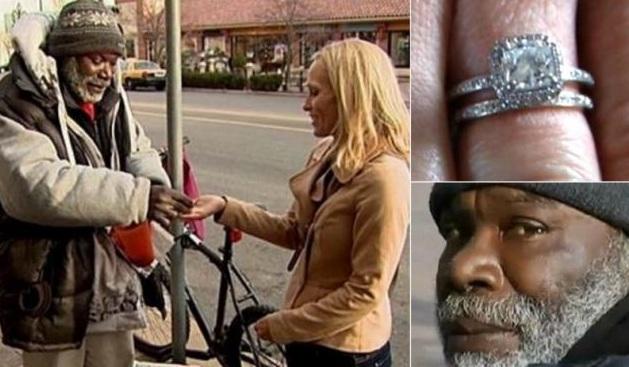 Бездомный Билли Рэй Харрис стал звездой в Америке благодаря своей честности