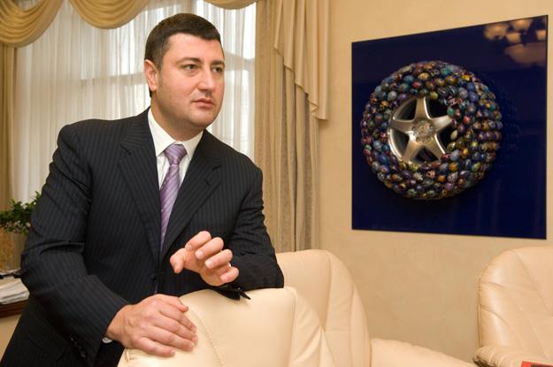 Олег Бахматюк - Лев, он будет доволен своим состоянием в 2013 году