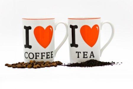 Кофе vs Чай