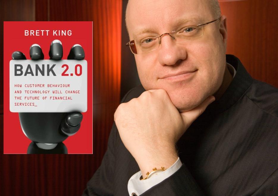 Книга Бретта Кинга Банк 2.0 стала открытием для многих банкиров