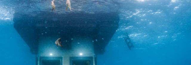 Плавающий отель Manta Resort