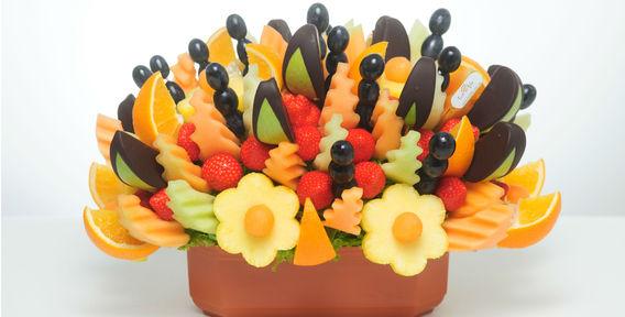 Букет из фруктов от Fruit Life