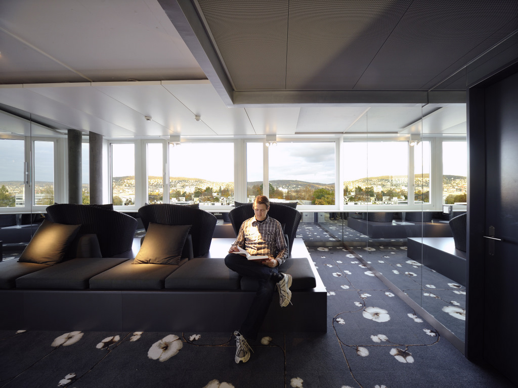 Офис Google в Цюрихе, Швейцария