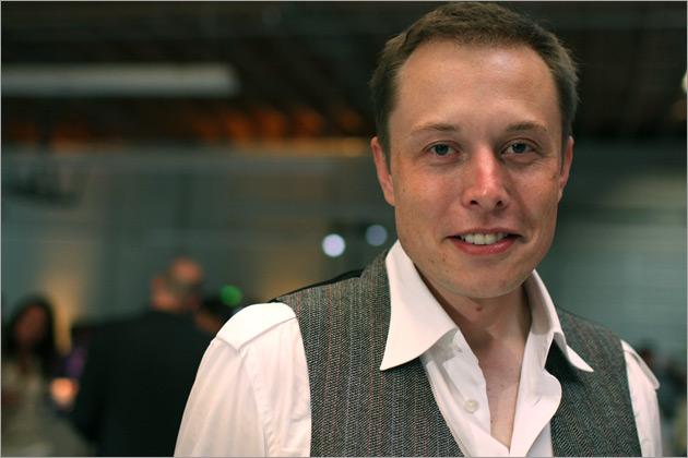 Основатель компании SpaceX Элон Маск