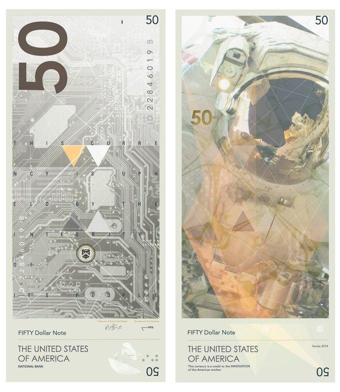 Редизайн доллара