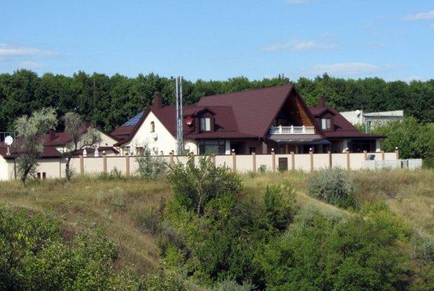 Незадекларированный дом Мураева в городе Змиев на Харьковщине