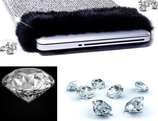 Чехол для ноутбука Diamond Laptop Sleeve стоит 11 млн. долларов
