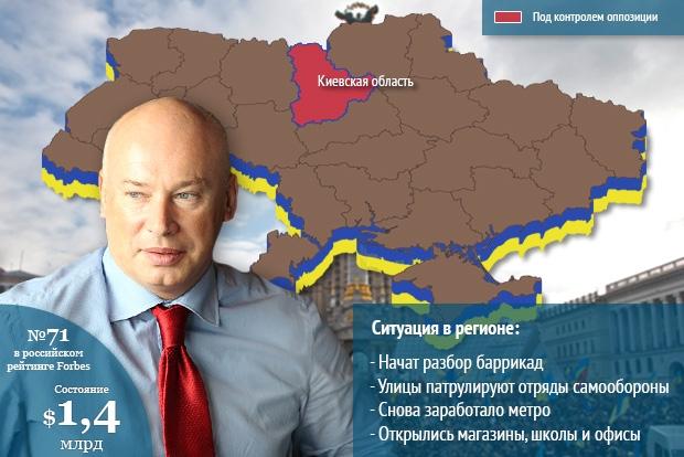 Олег Бойко, владелец оператора гослотереи Патриот