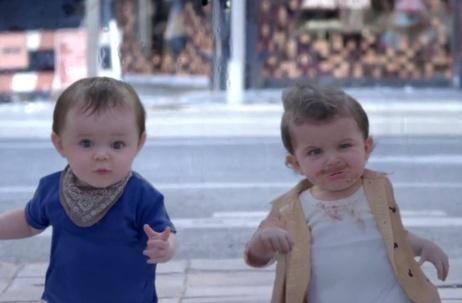 Один из лучших вирусных рекламных роликов года - реклама Baby&Me