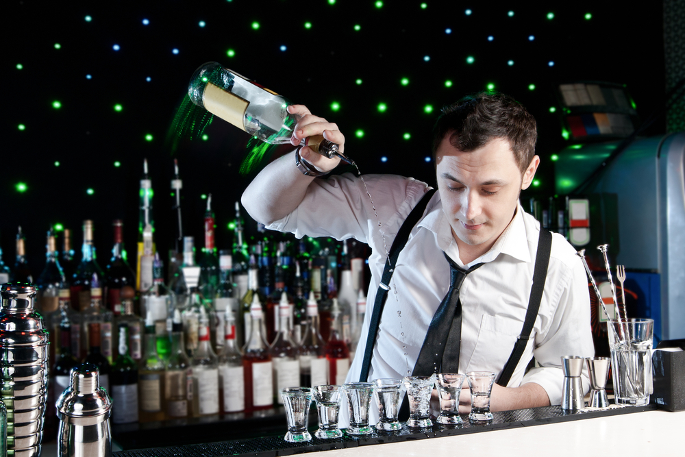 В День бармена представляем лучшие вакансии для профессионалов