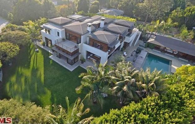 Дом Мэтта Дэймона за $15 млн