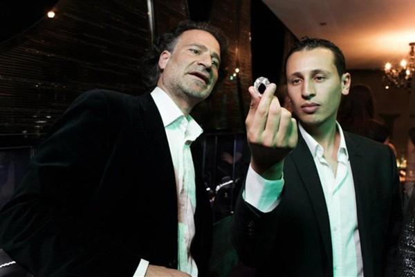 Уникальный перстень может стать вашим за 70 млн. долларов