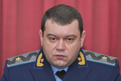 Глава крымской прокуратуры Вячеслав Павлов