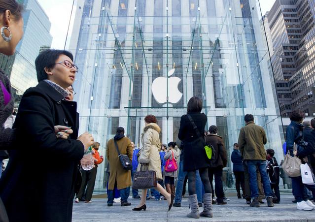 Бренд Apple назвали самым дорогим в мире
