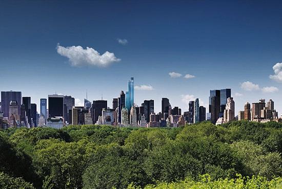 Двухуровневый пентхаус за $90 млн. расположен в небоскребе One57