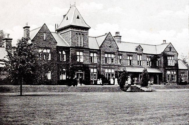 Госпиталь Сент-Джон в Англии
