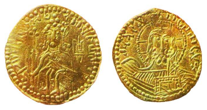 Так выглядели первые украинские монеты