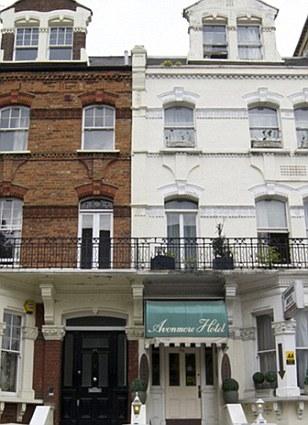 Один из объектов дорогой лондонской недвижимости, оказавшихся в центре скандала