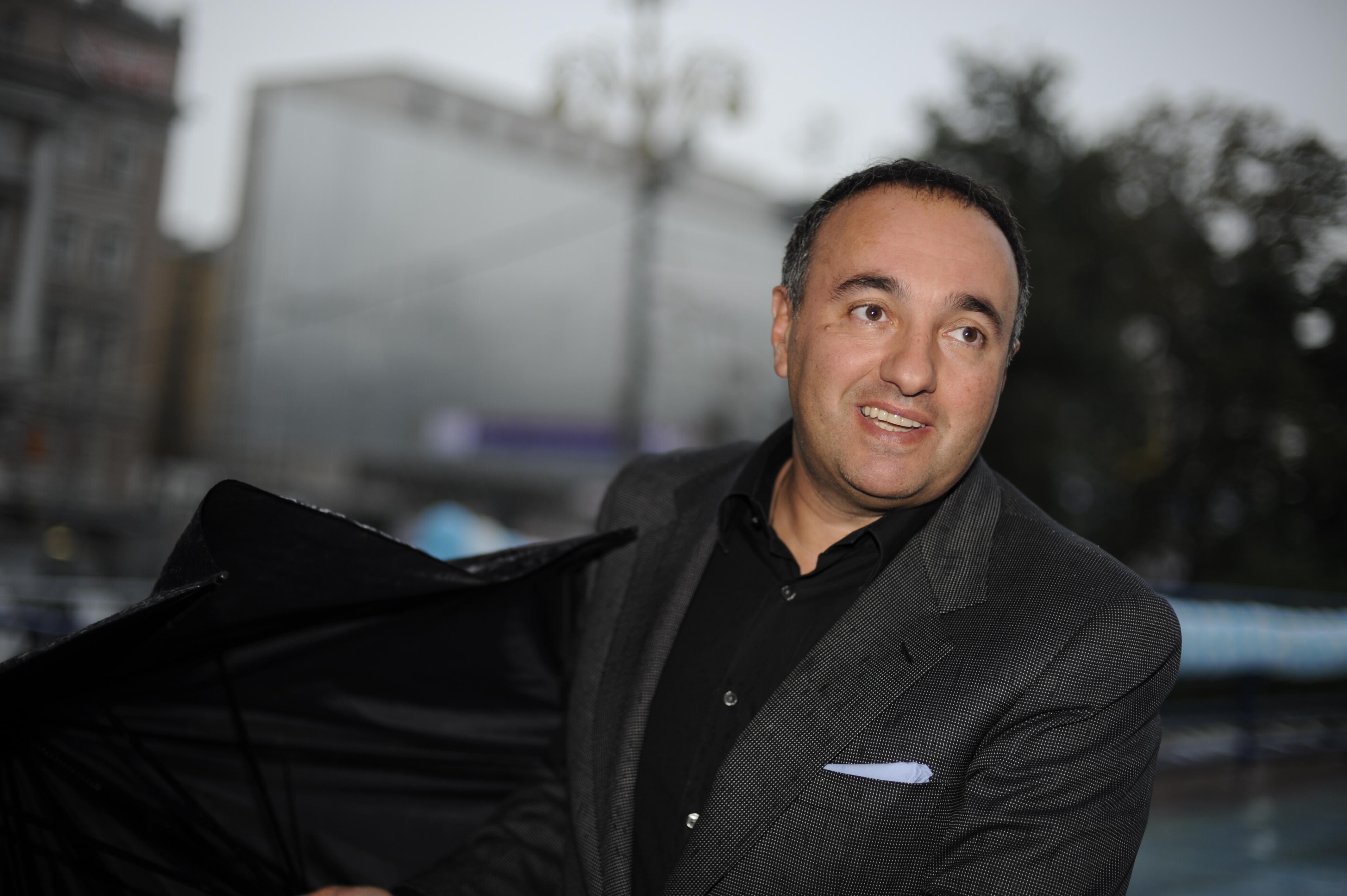 Александр Роднянский, как и все Раки, в 2013 году будет получать стабильный доход