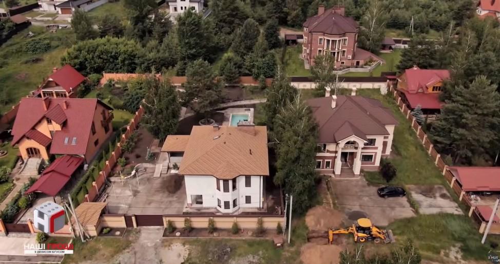 Частный дом отца Алексея Петрова под Одессой